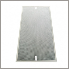aluminum honeycomb panel filter for automobile/car air condition filter