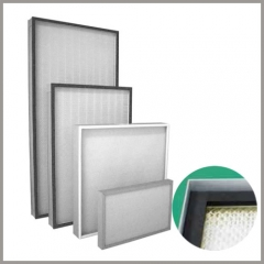 H13 to U16 Sharp Edge Mini-Pleated HEPA/ULPA Filter